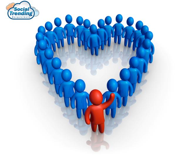 community manager en manejo de redes sociales