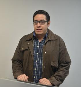 """Oliver Ollarves , mejor conocido como #Olipedia, estará el próximo jueves 31 de juliio al lado de Karelia Espinoza y Luis Carlos Díaz en """"Visión Digital: el emprendimiento al alcance de un click"""". ¡No te lo pierdas!"""