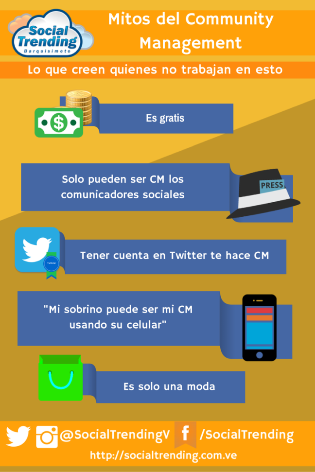 Mitos del community management